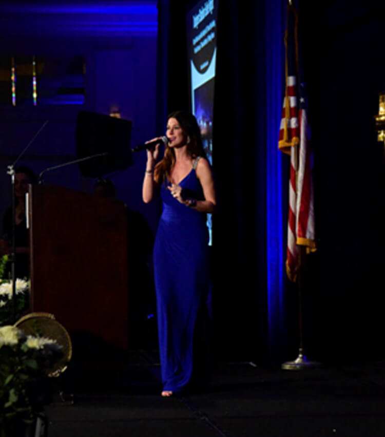 MELLISA NIELSEN - Benefit Auctioneer Los Angeles